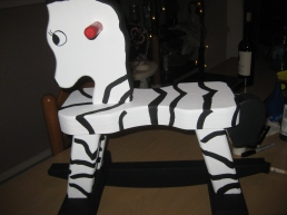 Zebra for grandson